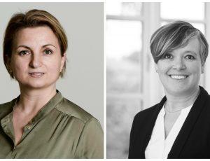 Lise Dall Eriksen og Nelli Serifovski